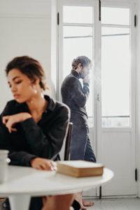 Offene Beziehung - Eifersuchtsszenen