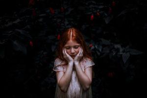 Kind-Verlustangst