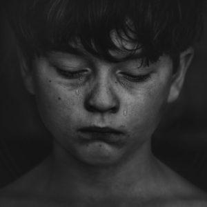 Kind mit Verlustangst